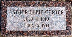 Esther Olive Carter