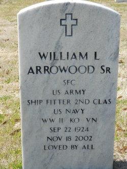 William L Arrowood, Sr