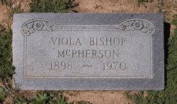 Viola Senus <i>Bishop</i> McPherson