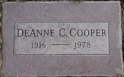 Deanne C Cooper