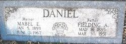Arthur Fielding Daniel