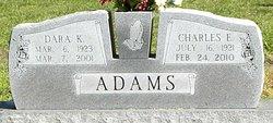 Dara Kathryn <i>Alexander</i> Adams