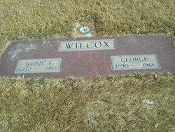 Ruth L. <i>Blackledge</i> Wilcox