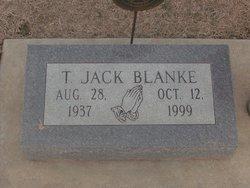 Tommy T. Jack Blanke