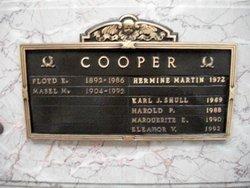 Mabel Marguerite <i>Woods</i> Cooper