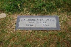 Marjorie <i>Norris</i> Carswell