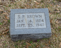 S P Brown