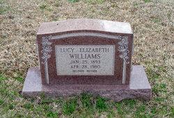 Lucy Elizabeth Williams
