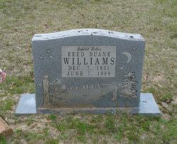 Reed Duane Williams