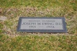 Rev Joseph Marquis Ewing