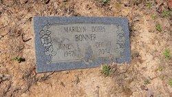 Marilyn <i>Dobbs</i> Bonner