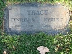 Cynthia <i>Stevens</i> Tracy