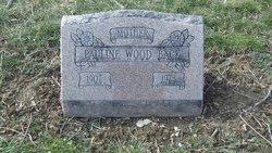 Pauline <i>Wood</i> Back