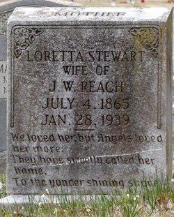 Amanda Loretta Mandy <i>Stewart</i> Reach