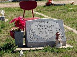 Tracey D'Ann Burdette