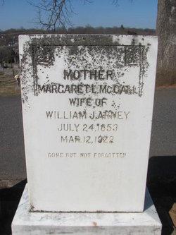 Margaret Louisa <i>McCall</i> Arney