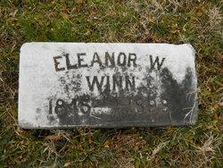 Eleanor Watson Nell Winn