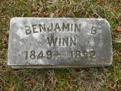 Benjamin Bannister Winn, Jr