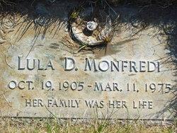 Lula Dell Betty <i>Riser</i> Monfredi