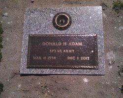 Donald Herman Adam