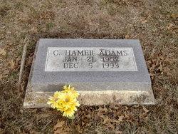 Clifford Hamer Cliff Adams