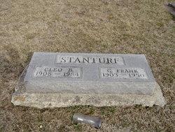 Cleo <i>Harrelson</i> Stanturf