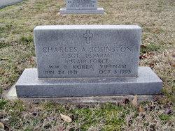 Charles Andrew Johnston
