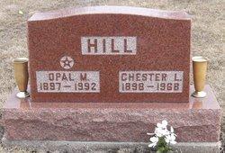 Chester Lloyd Hill