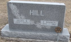 Helen B. <i>Hartley</i> Hill