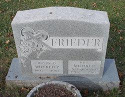 Mildred <i>Maggio</i> Frieder