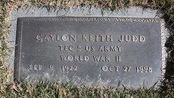 Gaylon Keith Judd