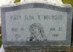 Mary Elda <i>Touchet</i> Bourque