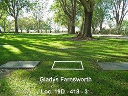Gladys <i>Akers</i> Farnsworth