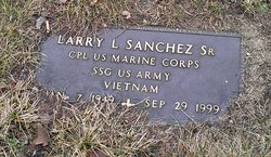 Larry Lee Sanchez, Sr