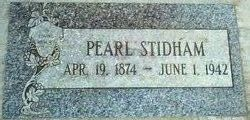 Granvil Pearl Stidham