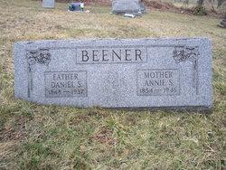 Susanna Annie <i>Speicher</i> Beener