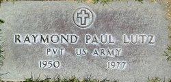 Raymond Paul Lutz