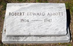 Robert Edward Abbott