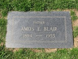 Amos East Blair