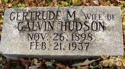 Gertrude <i>Murphy</i> Hudson