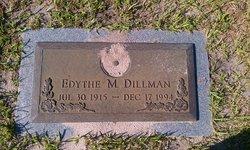 Edythe M Dillman