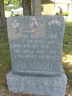 Cora <i>Lovejoy</i> Alvord