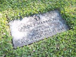 QM3 John Franklin Harrison