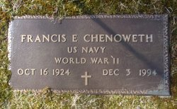 Francis Edward Chenoweth