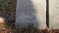 Alma V. Allen