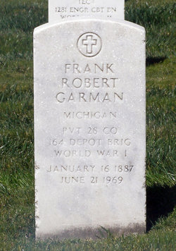 Frank Robert Garman