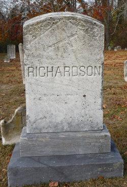 Benjamin A Richardson