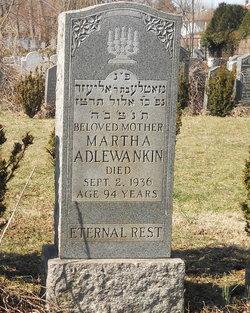 Martha Adlewankin