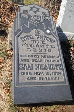 Sam Niemietz