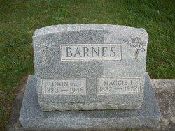Maggie I <i>Beamer</i> Barnes